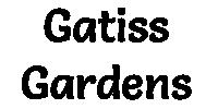 Gatiss Gardens